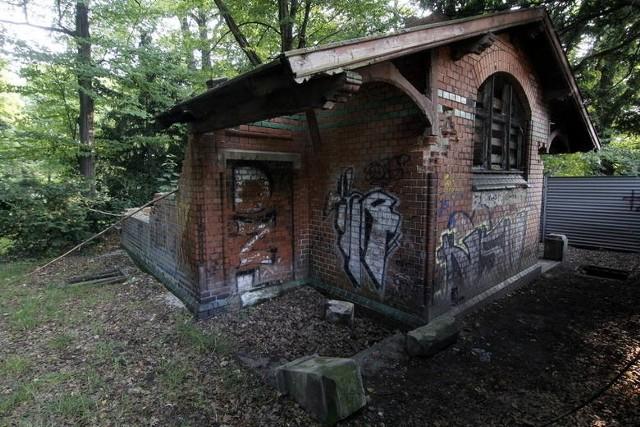 Wrocław, zabytkowy szalet w parku Szczytnickim idzie do remontu