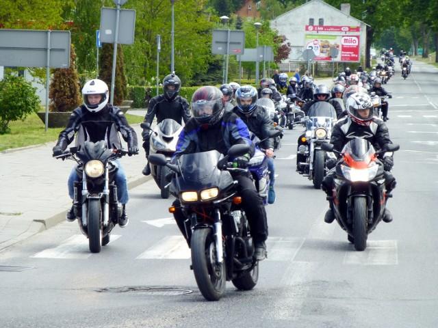 Motocykliści i ich maszyny w tym roku w Barcinie się nie pojawią.