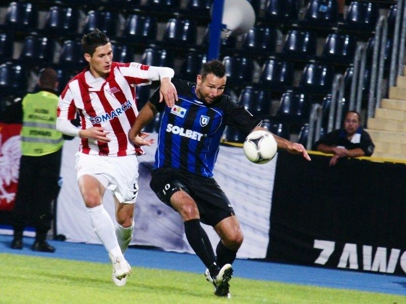 Zawisza stracił w środę pierwsze punkty w sezonie 2012/13