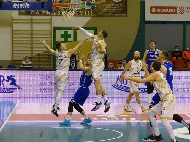 Miasto Szkła zakończyło sezon zasadniczy na 6. miejscu