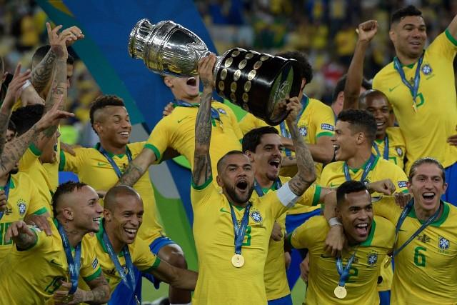 Brazylia wygrała Copa America 2019