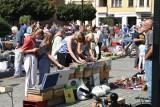 Pchli targ w Toruniu. W sobotę okazja do wymiany i sprzedaży używanych przedmiotów, pamiątek, odzieży