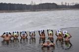Myszków. Myszkowskie morsy powitały wiosnę. 21 marca utopiły Marzannę