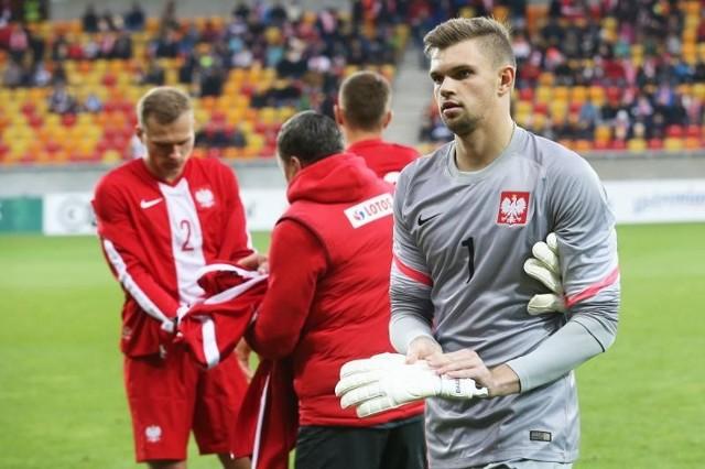 Bartłomiej Drągowski to najbardziej znany piłkarz w kadrze Macieja Stolarczyka