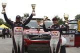 Małysz wygrywa Baja Carpathia 2013