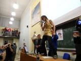 Wojna o gender: Prokuratura - anarchiści zakłócili wykład, ale nie złamali prawa