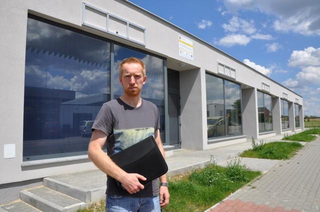 Rudniki zbudowały inkubator przedsiębiorczości na wsiOferujemy bardzo korzystne warunki dla przedsiębiorców, miesięczny czynsz wynosi niecałe 85 zł - mówi Roman Dondela.
