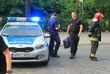 Wrocław: Alarm w firmie kurierskiej. Zapaliła się paczka z Francji