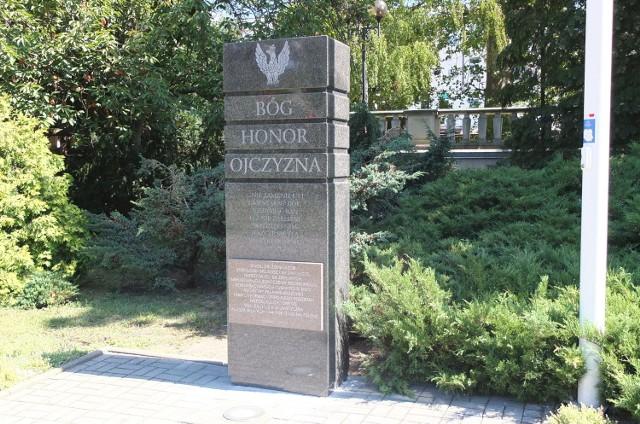 Uroczystości pod pomnikiem Żołnierzy Wyklętych na pl. Wolności rozpoczną się o godz. 17.30.
