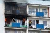 Trwa zbiórka pieniędzy dla rodziny z Rzeszowa, której w poniedziałek spłonęło mieszkanie Liczy się każda złotówka