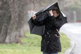 Niż Julia nad Dolnym Śląskiem! Huraganowy wiatr i deszcz - ostrzeżenia meteo drugiego stopnia!