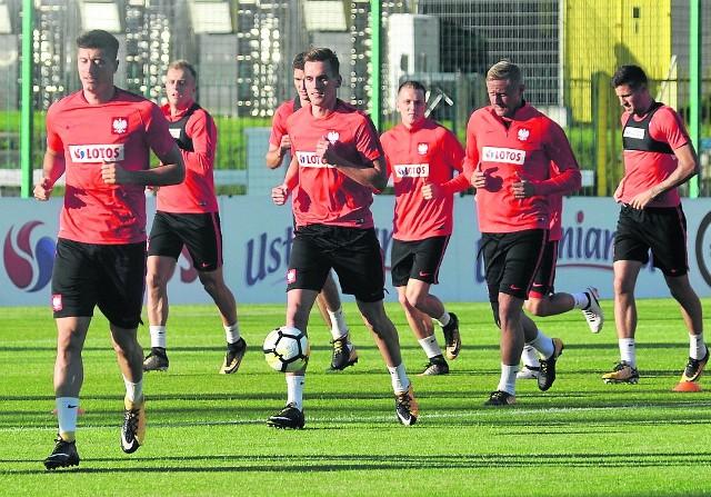 Kolejny trening biało-czerwoni przeprowadzą już dziś w Kopehadze, a jutro rozegrają mecz z Danią