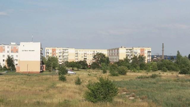 W tym rejonie osiedla Rąbin powstanie nowe mini osiedle.