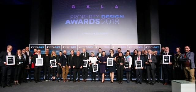 Gala Property Design Awards 2018