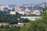 Niezwykła panorama Lublina. Oto widoki z lubelskiej elektrociepłowni. Zobacz niezwykłe zdjęcia!