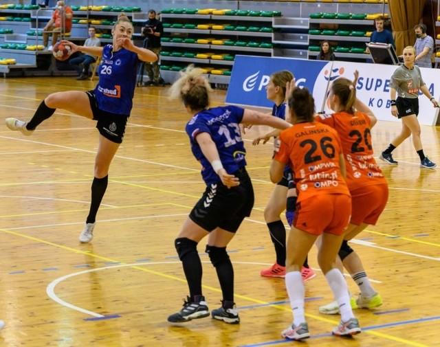 Zespół z Lubina wygrał z Eurobudem JKS-em już po raz trzeci w tym sezonie.