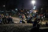 Impreza na Wyspie Słodowej. Policja wzywa Jacka Sutryka do działania