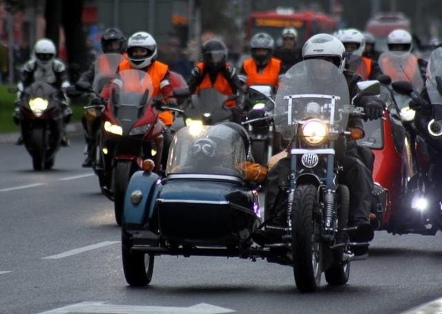 Parada motocyklowa w 2017 roku