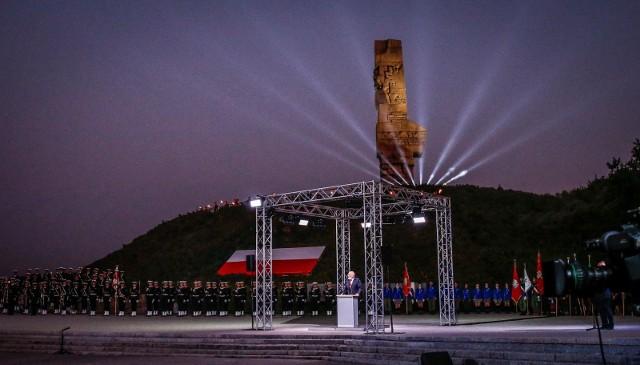 Witkowski: PiS potrzebuje Westerplatte do prowadzenia swojej polityki