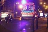 Wypadek przed mostem Grunwaldzkim. Potrącony mężczyzna w ciężkim stanie (ZDJĘCIA)