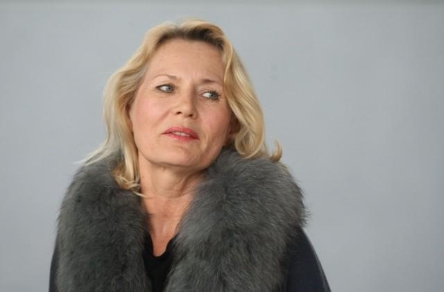 Aktorka Grażyna Szapołowska obchodzi 60. urodziny