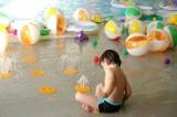 Mali pływacy testowali Dziecięcą Zatokę w aquaparku (ZDJĘCIA)