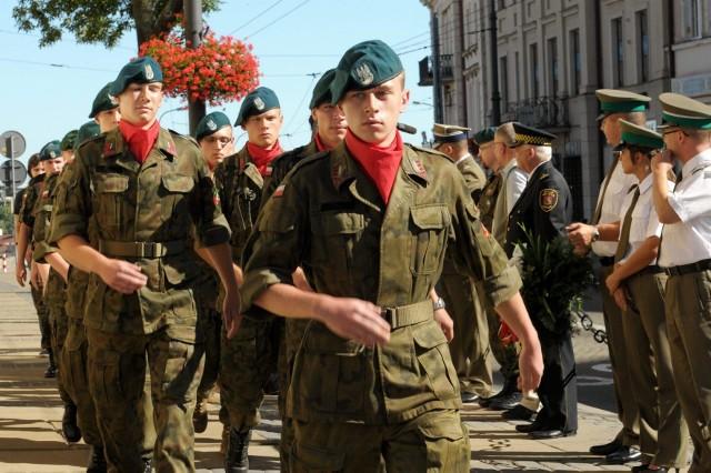 XVI Marsz Szlakami Legionów. Uczestnicy przejdą z Lublina do Jastkowa