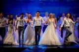 Miss Podlasia 2021, Miss Nastolatek 2021 i Mister Podlasia 2021. Finalistki i finaliści zaprezentowali weselne kreacje