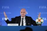 """Prezydent FIFA: """"Futbol po wirusie będzie zupełnie inny. W przyszłości musimy mieć co najmniej 50 drużyn, które są w stanie wygrać mundial"""""""