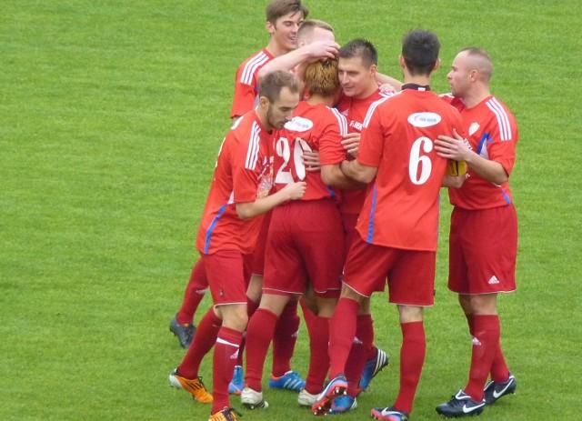 Piłkarze Gwardii Koszalin mają za sobą kolejny mecz sparingowy.