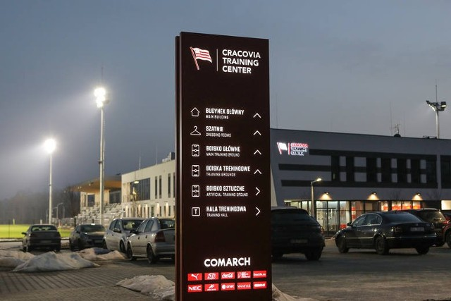 Ośrodek Cracovia Training Center w Rącznej