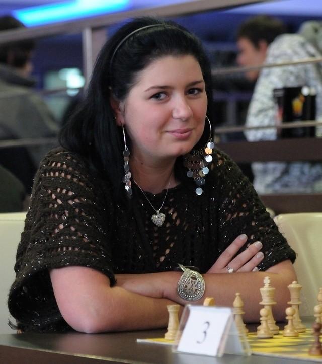 Klaudia Kulon zanotowała swój najlepszy występ w MP kobiet.