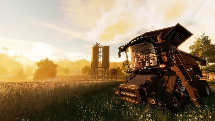 Zaczniemy nieco spokojnie. Farming Simulator 19 to kolejna...