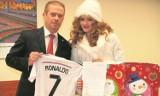 Marcin Mirończuk dostanie prezent. To jego list zgubił Mikołaj z Rovaniemi (zdjęcia)