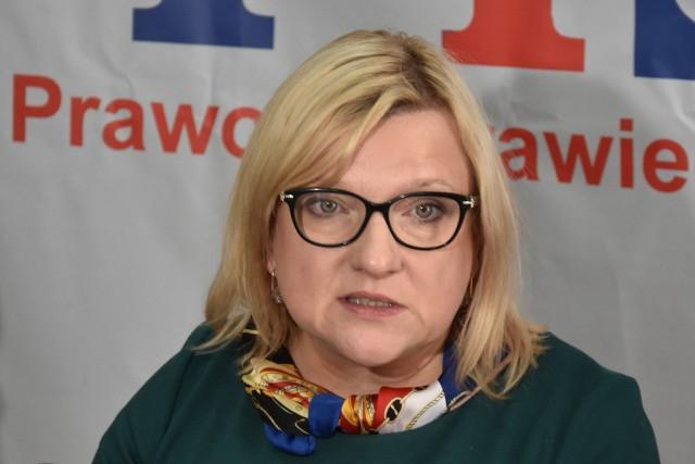 Kandydatka PiS do Europarlamentu zapowiedziała, że to nie ostatnia jej wizyta w naszym regionie.
