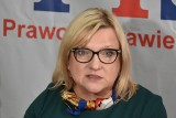Beata Kempa w Opolu. Kandydatka do PE mówiła o problemach naszego regionu i uchodźcach