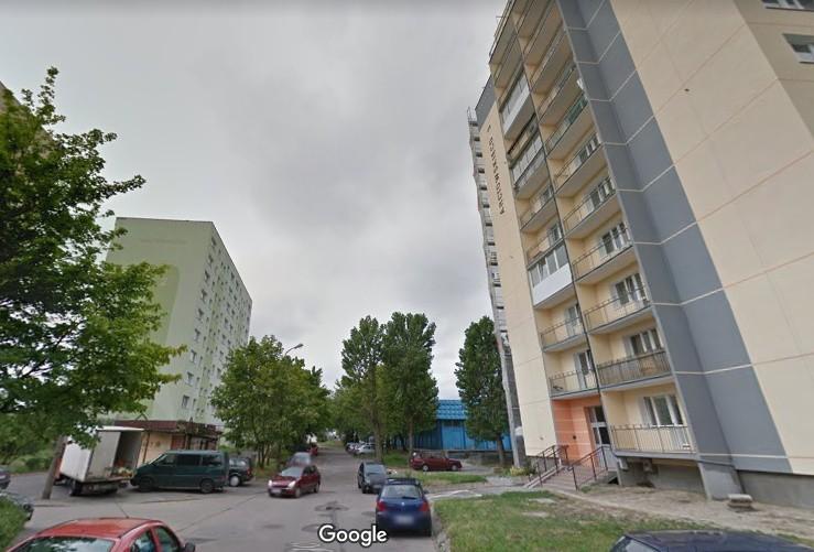 Ulica Arctowskiego w Gdańsku. Zdjęcie ilustracyjne