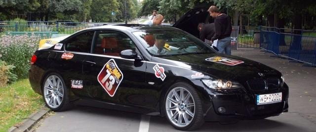 Pomorze Zachodnie odwiedzi w tym roku team Polarnicy w swym niesamowitym BMW 330 CI z silnikiem o mocy 280 KM.