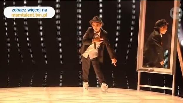 Santiago Gil w programie Mam Talent