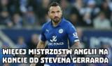 Leicester dokonało niemożliwego, Wasilewski lepszy od Gerrarda [NAJLEPSZE MEMY]