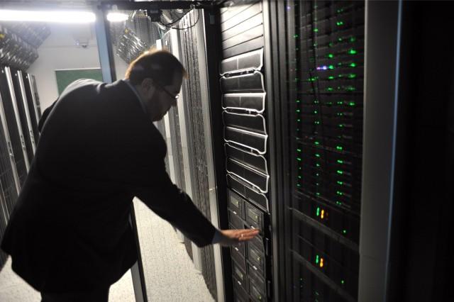Nowe centrum będzie korzystało z infrastruktury Cyfronetu