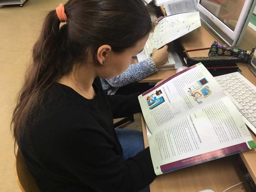 """Projekt """"Lekcje z ZUS"""" w Tarnobrzegu"""