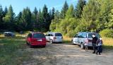 Rumuńscy grzybiarze opanowali podkarpackie lasy. Wjeżdżają samochodami i zostawiają po sobie śmieci