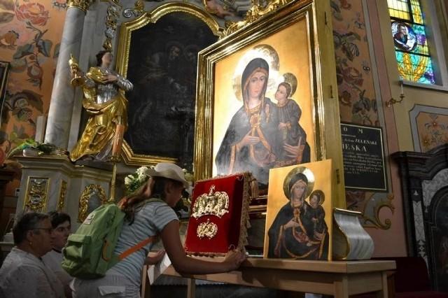 Sanktuarium rychwałdzkie słynie z kultu maryjnego