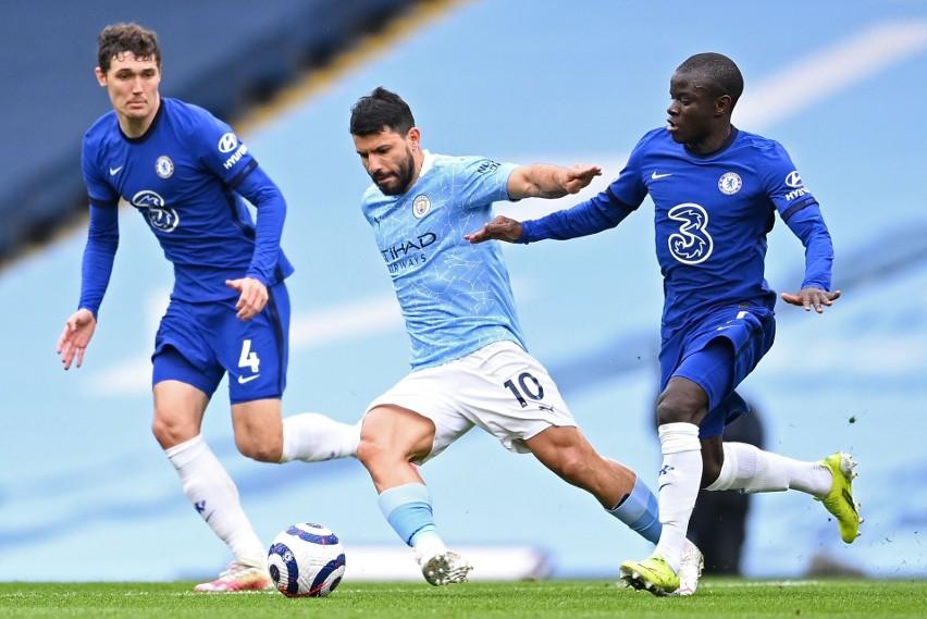 Piłkarze Manchesteru City i Chelsea spotykali się ostatnio...