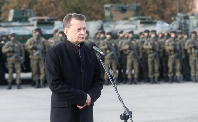 Szef MON Mariusz Błaszczak: Wojska Obrony Terytorialnej wesprą zorganozowany wypoczynek uczniów
