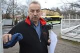 """ZIELONA GÓRA. Zbigniew Szafrański od miesięcy musi tłumaczyć się w sądzie. Został pozwany za ugryzienie pszczoły. """"Dla mnie to absurd!"""""""