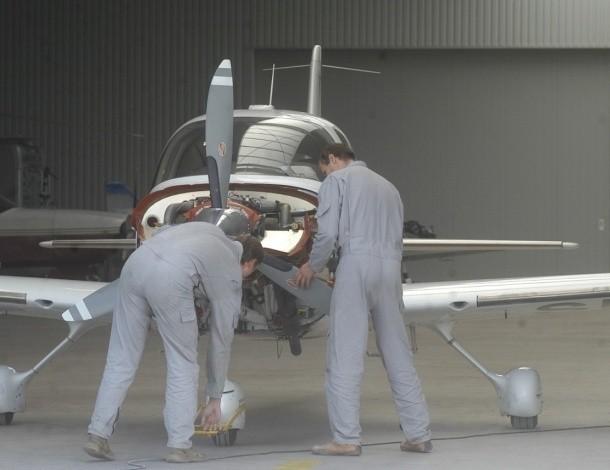Bielski Park Lotniczy w Kaniowie