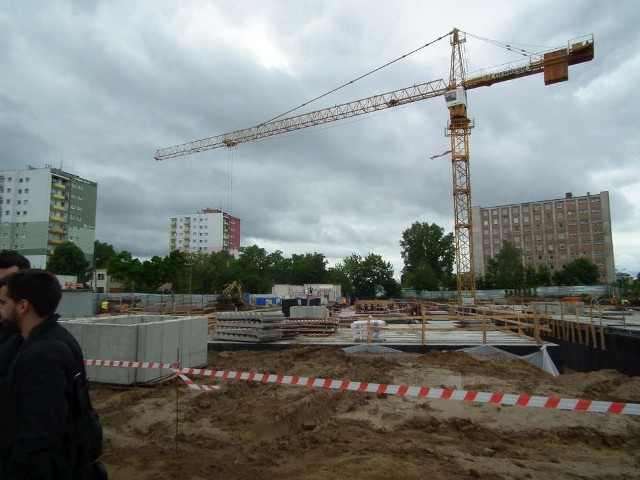 Mieszkania w Poznaniu dla absolwentów: Ruszyła budowa przy Palacza