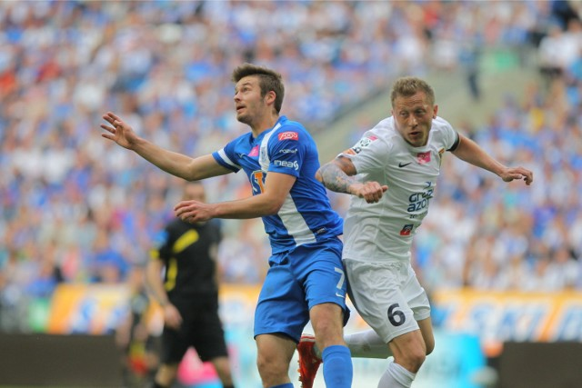 Karol Linetty w meczu z FK Sarajewo zagrał tylko przez 7 minut. Zmienił go Dariusz Dudka